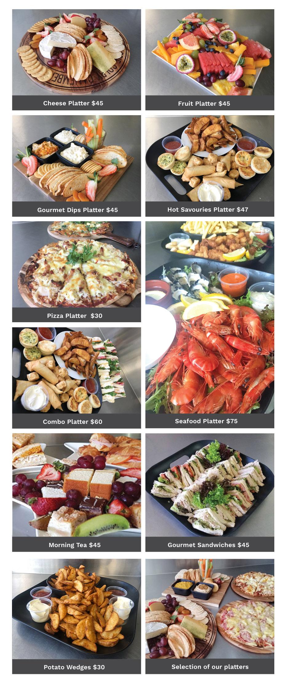 Party-Platters